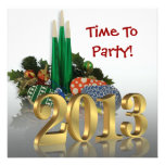 New Years eve party invitation 2013
