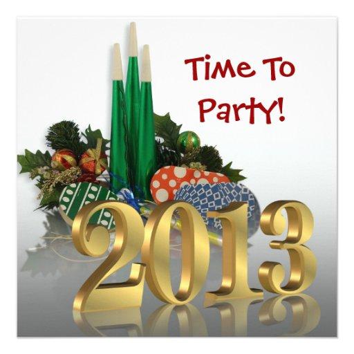 New Years Invitation for amazing invitation layout