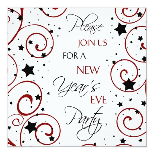 New Years Eve Party Invitations was perfect invitations layout