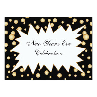 New Year's Eve Party Invitation-Customizable