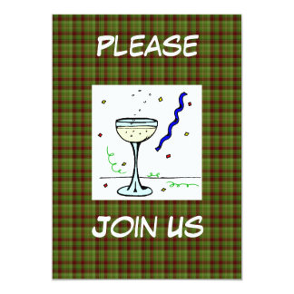 New Years Eve Party Invitation Template