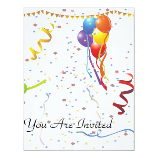 New Years Eve Party Invitation with Customizable