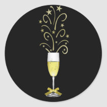 New Years Eve Party stickers