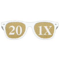 New Year's Eve Party Sunglasses