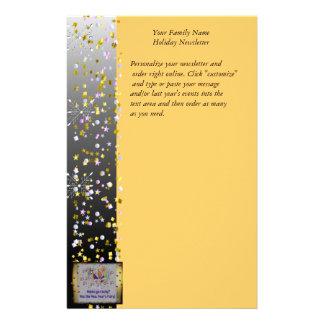 New Year's Fairy Custom Stationery