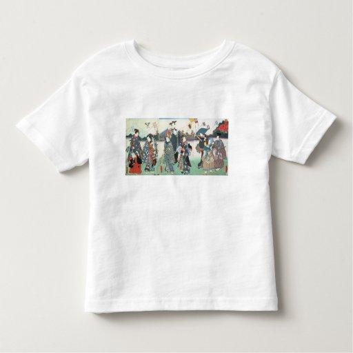New Year's festival, Toddler T-shirt