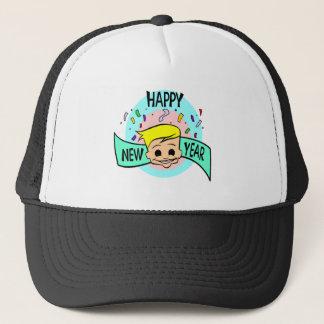 New Years Fun Trucker Hat