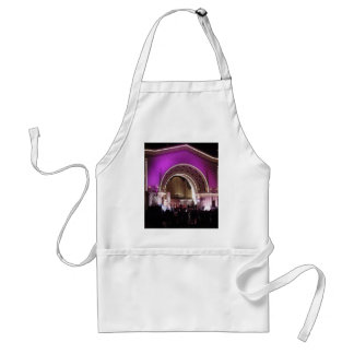 New Years In Balboa Park Apron