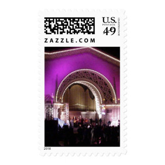 New Years In Balboa Park Stamp