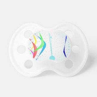 New Years Party Pacifier