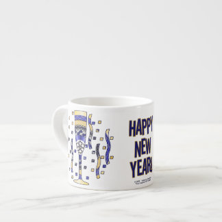 New Year's Toast Specialty Mug