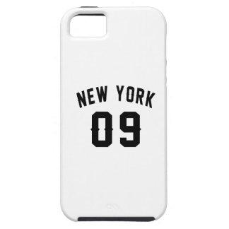 New York  09 Birthday Designs iPhone SE/5/5s Case
