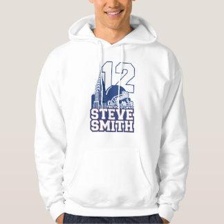 New York #12 Hooded Sweatshirt