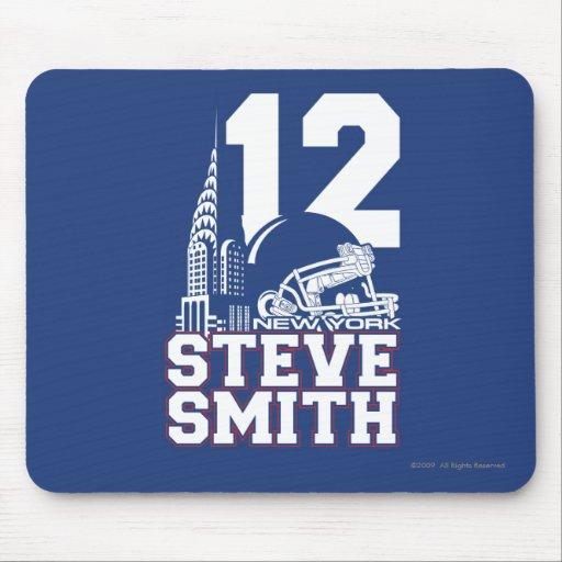 New York #12 Mouse Pad