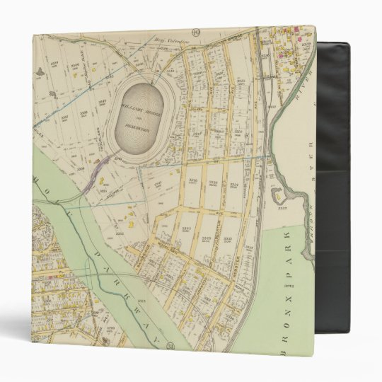 New York 17 Binder
