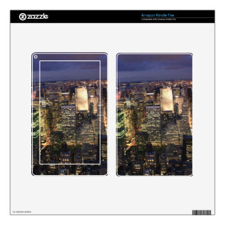 NEW YORK 1 SKINS FOR KINDLE FIRE