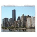 New York 2011 Wall Calendars