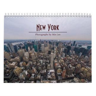 New York 2015 Calendar
