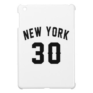 New York  30 Birthday Designs Case For The iPad Mini