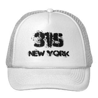 New York 315 area code. Trucker Hat