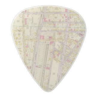New York 32 Acetal Guitar Pick