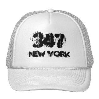 New York 347 area code. Trucker Hat