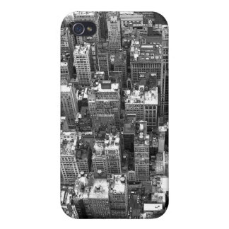 New York 4 Cityscape New York Souvenirs iPhone 4/4S Case