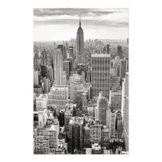 New York 4 Stationery