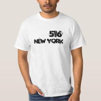 New York 516 area code T-Shirt