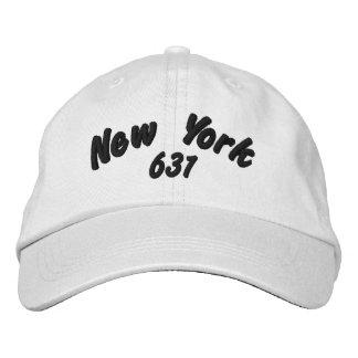 New York 631 area code. Baseball Cap