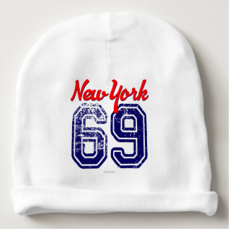 New York 69 Sports by VIMAGO Baby Beanie