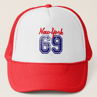 New York 69 Sports by VIMAGO Trucker Hat