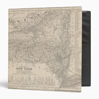 New York 6 Binder