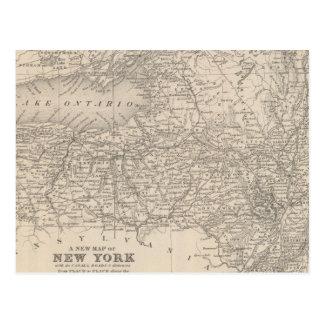 New York 6 Postcard