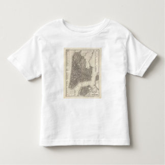New York 8 Toddler T-shirt