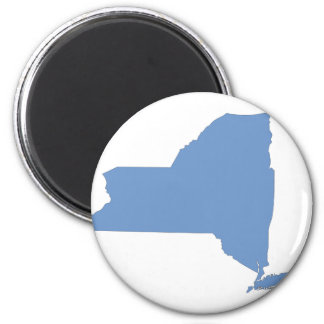 New York: A Blue State Magnet