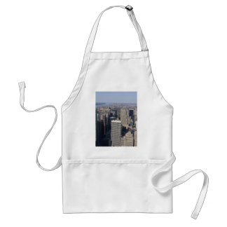 New York Adult Apron