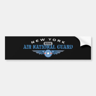 New York Air National Guard Bumper Sticker