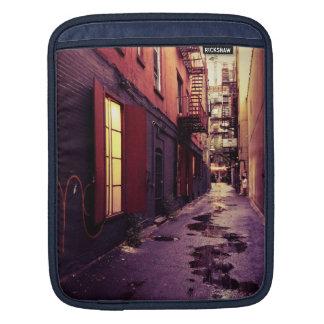 New York Alley iPad Sleeves