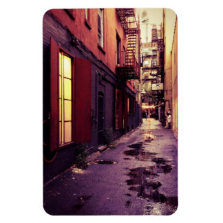 New York Alley Magnet