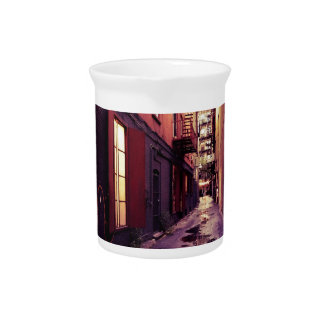 New York Alley Pitchers