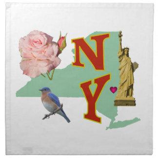 New York American MoJo Napkin