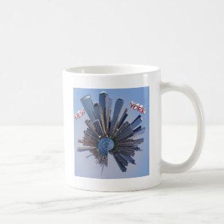 new york ammonite coffee mugs