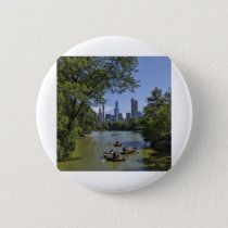 New York and Central Park Button