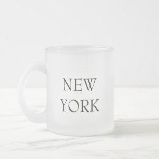 New York ... and ... (Mug)