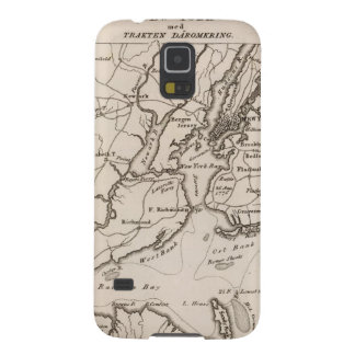 New York and New Jersey Region Galaxy S5 Case