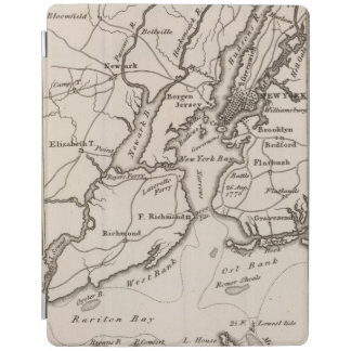 New York and New Jersey Region iPad Smart Cover