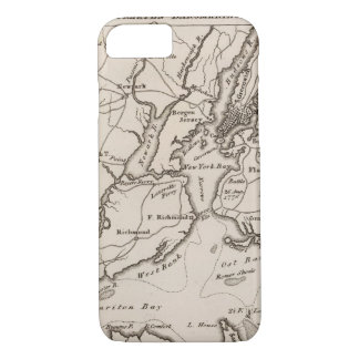 New York and New Jersey Region iPhone 8/7 Case