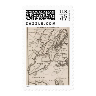 New York and New Jersey Region Postage