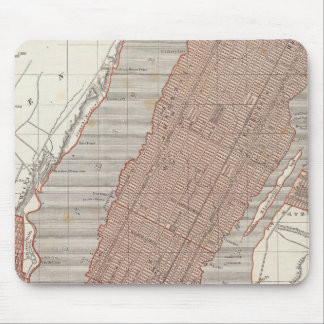 New York and vicinity Mousepads